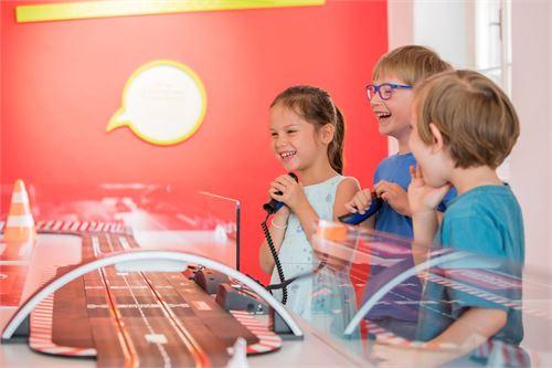 Carrea Bahn im Spielzeug Museum Salzburg