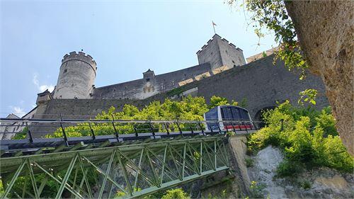 Festungsbahn - Festung Hohensalzburg