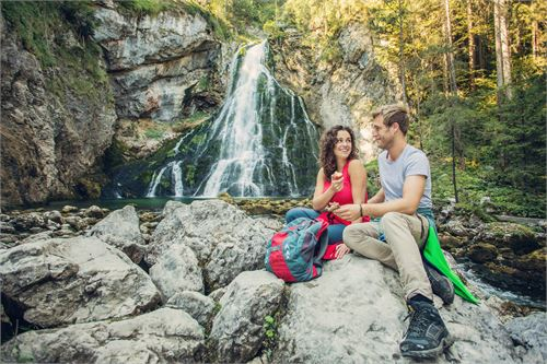 Gollinger Wasserfall - Top Ausflugsziel im Tennengau