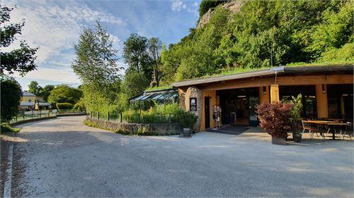 Restaurant im Zoo Salzburg