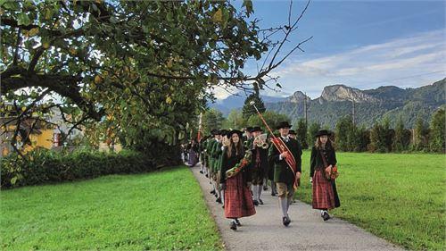 Erntedankfest - Musikkapelle Puch