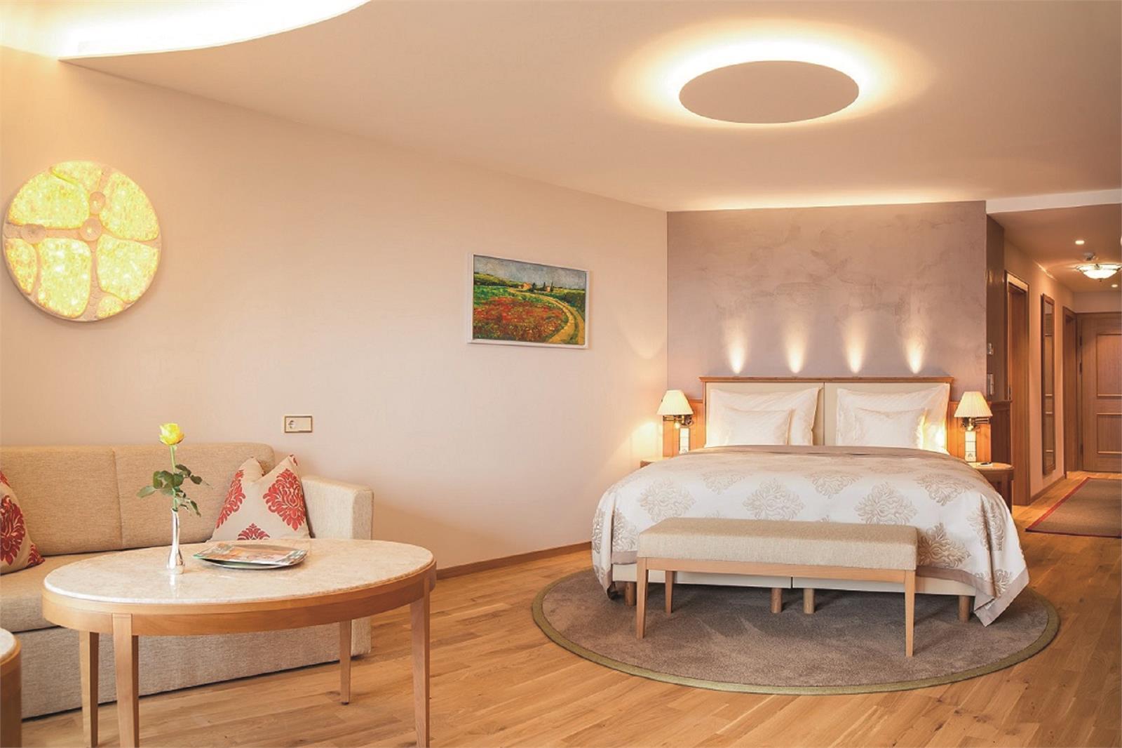 Hotelzimmer Vollererhof | ©Vollererhof.at