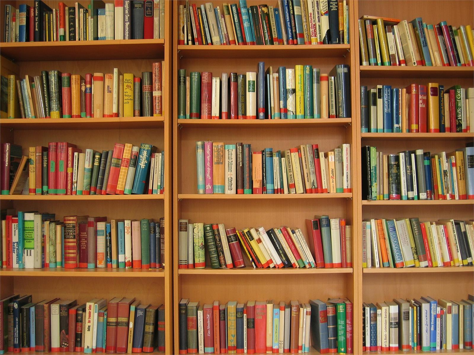 Bücherei | ©Pixabay