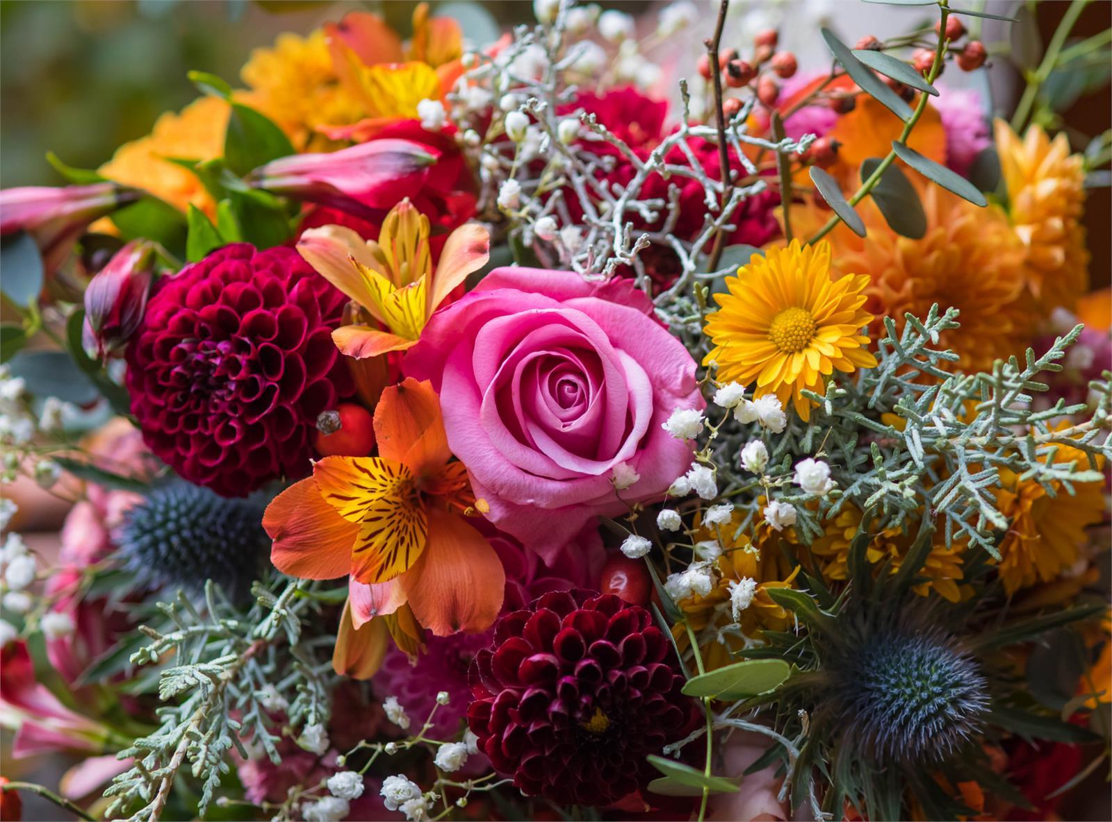 Blumenstrauß | ©pixabay