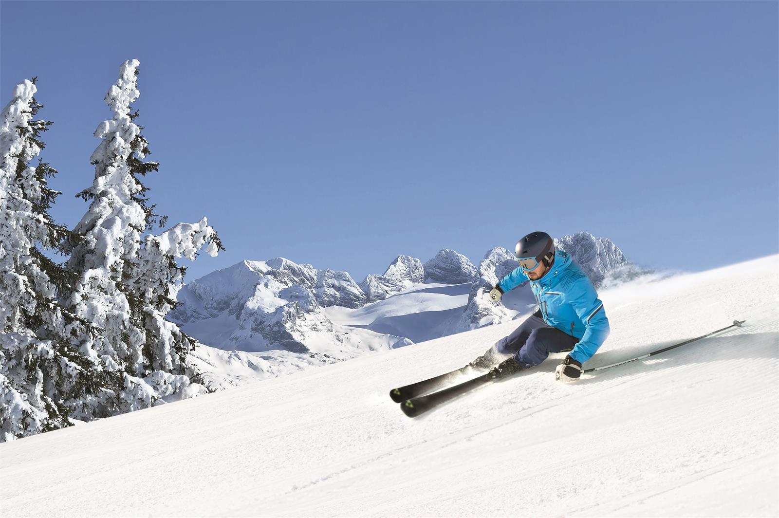 Skifahren in der Skiregion Dachstein West im Salzburger Lammertal | ©Skiregion Dachstein West