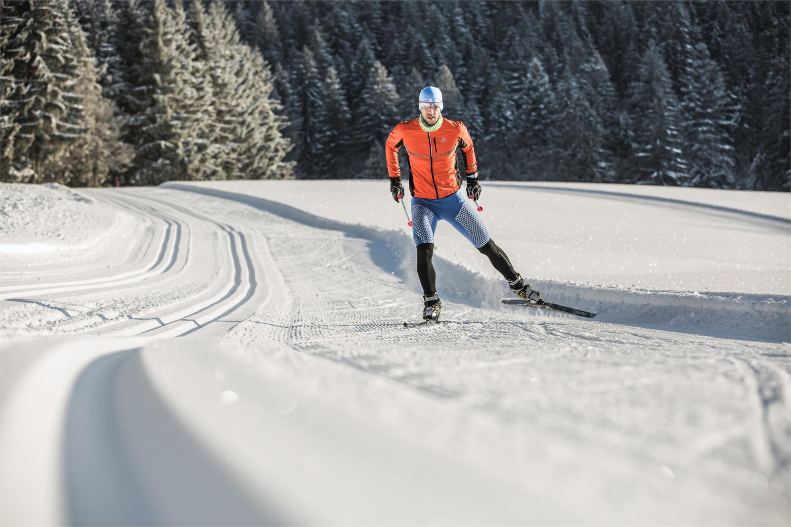 Langlaufen im Salzburger Land   ©SLT - Michael Groessinger