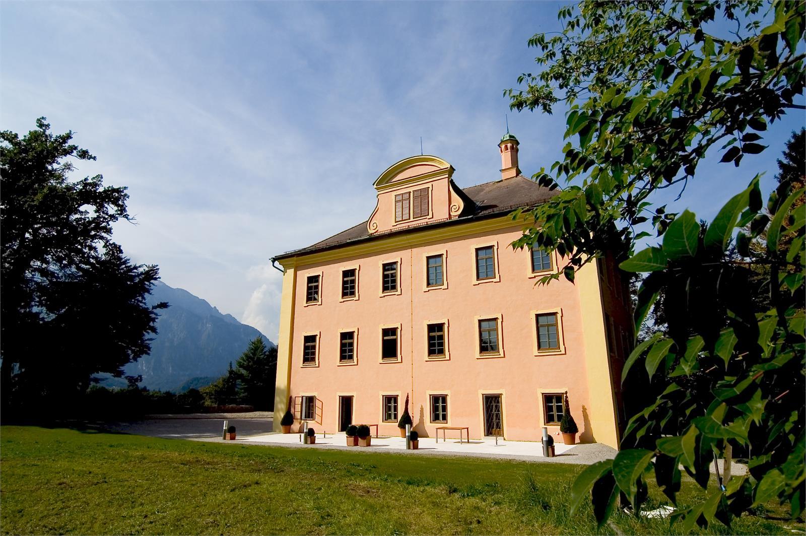 Schloss Urstein in Puch bei Salzburg | ©FH Salzburg