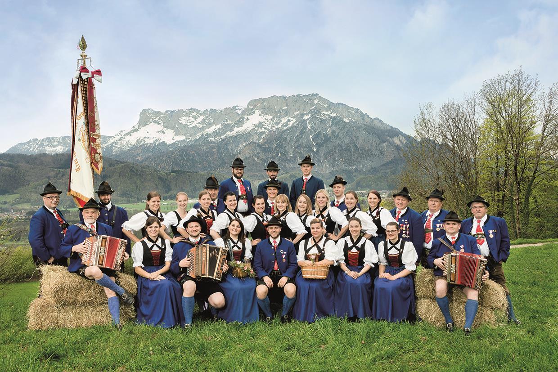 Trachtenverein D`Puachstoana - Puch bei Salzburg | ©TV Puachstoana