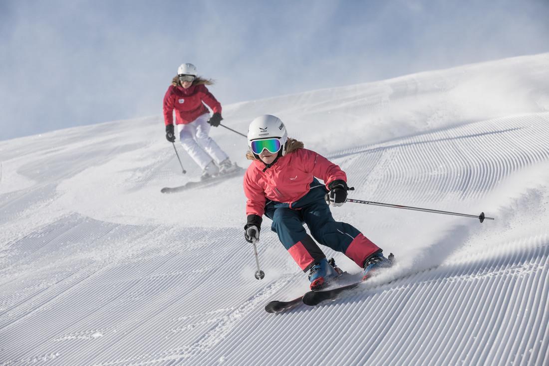 Skifahren im Salzburger Land   ©SLT - Michael Groessinger