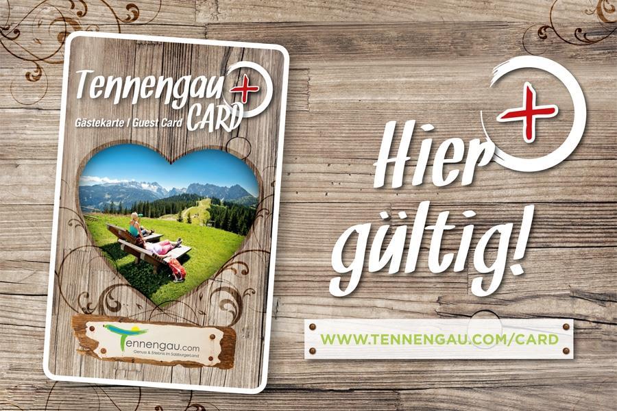 TennengauPLUS Card   ©Tennengau.com