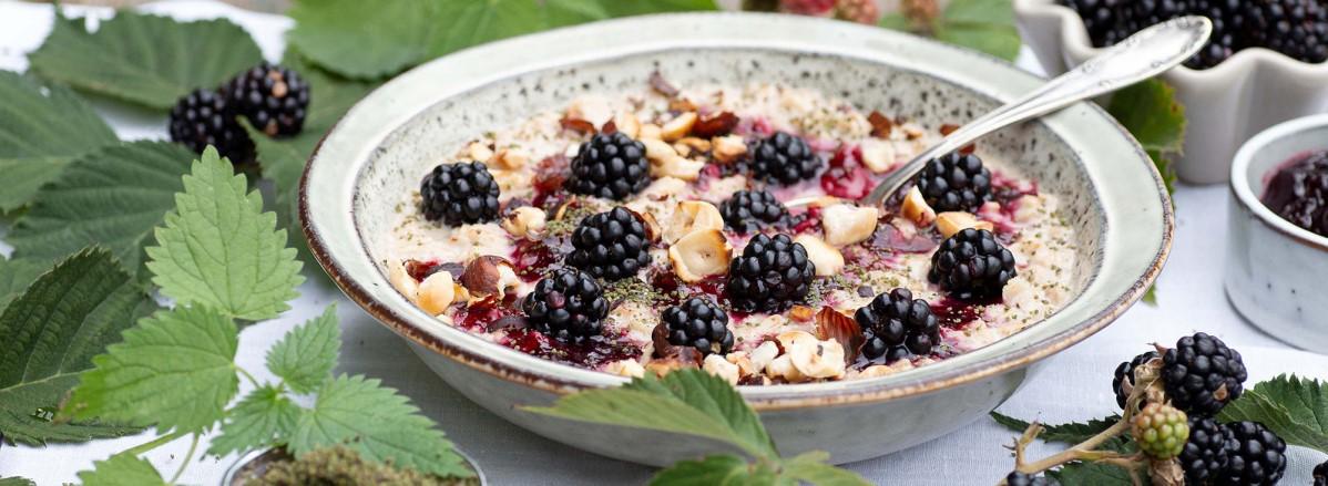 Porridge © Silja Parke – Wildemöhre