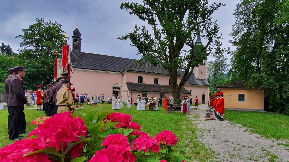 Festmesse St. Jakob am Thurn