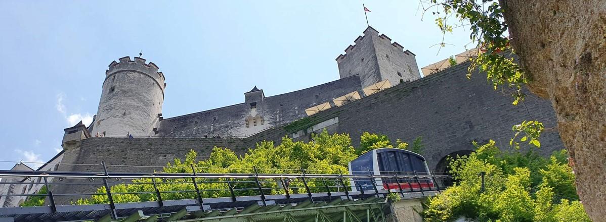 Festung Hohensalzburg © TVB Puch - Gerber
