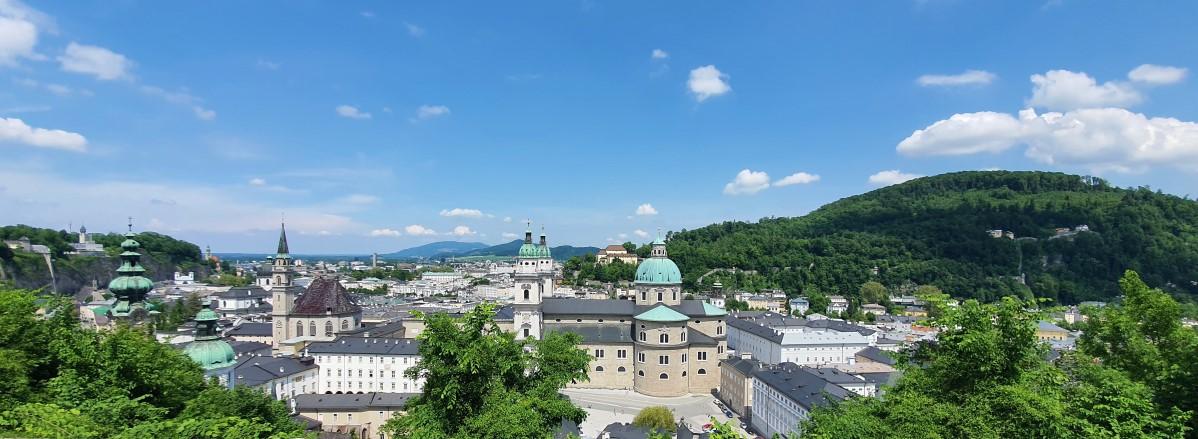 Stadt Salzburg - Foto: TVB Puch
