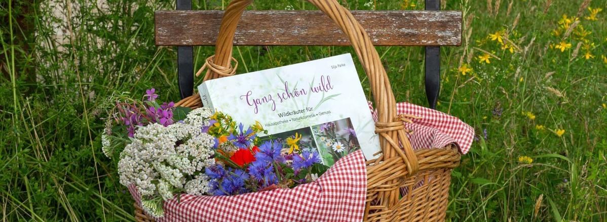 Kräuterbuch: Ganz schön Wild von Silja Parke © Silja Parke - Wildemöhre.at