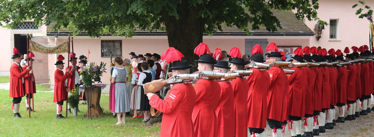 Prangertag in St. Jakob am Thurn © TVB Puch